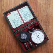 O. Zernickow Chronometric Tachometer 0-2000 rpm
