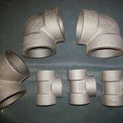 Forged steel fittings - Weld sockets