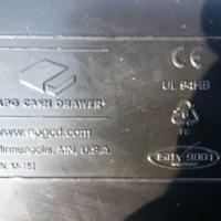 APG Cash register