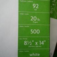 8.5x14 inch (legal) copy paper