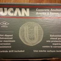 Masonry-Concrete Nails