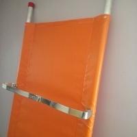 Single fold aluminium and vinyl Stretcher