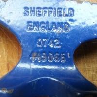 Vintage Record Jeweler's anvil