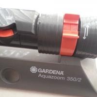 Gardena Aquazoom 350/2 lawn sprinkler