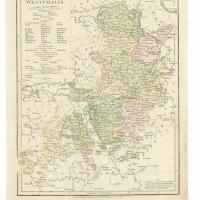 Antique Maps by Robert Wilkinson, circa 1802-1809 [1]