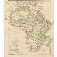 Antique Maps by Robert Wilkinson, circa 1802-1809 [3]