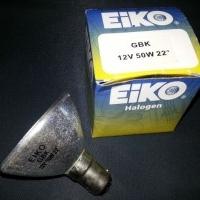 Eiko GBK 12V 50W Halogen