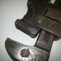 "18"" Stillson Pipe Wrench"