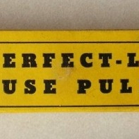 """Vintage Fuse Puller, """"Perfect-Line Manufacturing"""""""