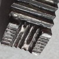 Utica vintage 8 Inch Gas and Burner Pliers