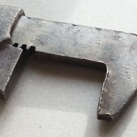 """Pair of 5"""" Bicycle Wrenches (Barnes, Wakefield)"""