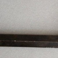 """Vintage HOL-SET 1/2"""" -Hex Drive Brace Socket Wrench and L wrench"""