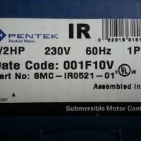 New 1/2 HP Submersible Motor Control - Pentek