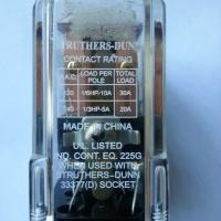 Struthers-Dunn 219FXXP-120VAC Relay, 6PST