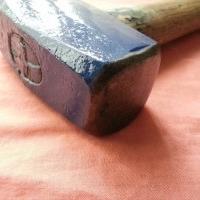 2-1/2 lb drilling hammer