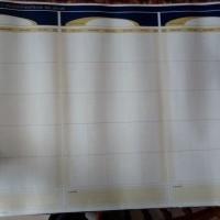 90 day - 120 day Dry-erase planner