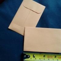 No.1 Coin Envelopes
